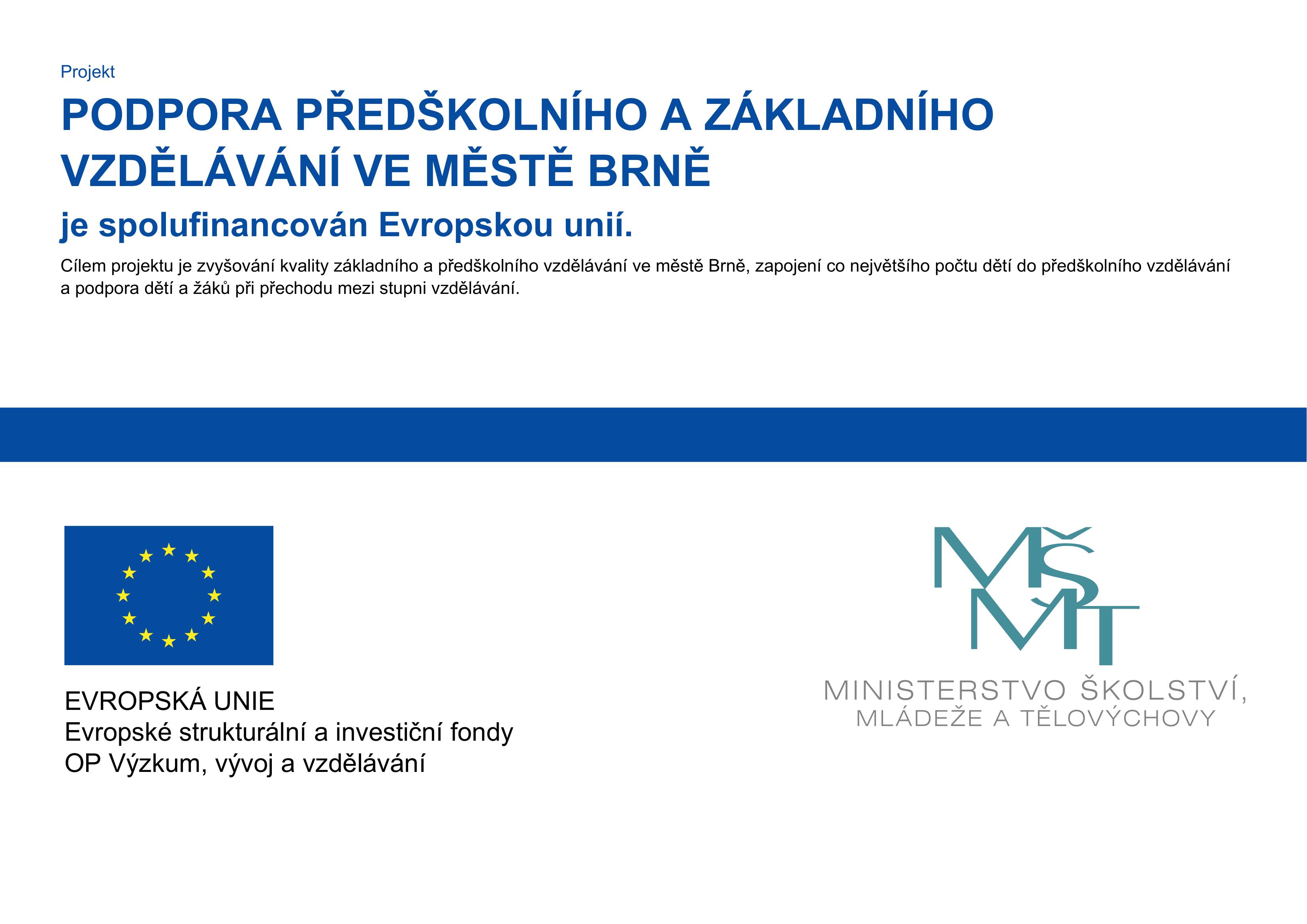 Plakát projekt podpora